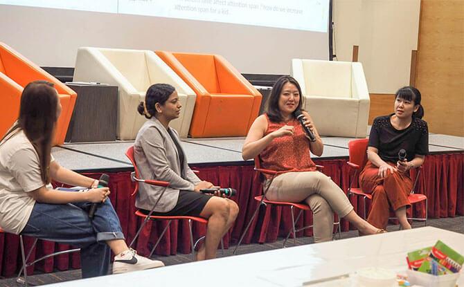 Dr Aishworiya Ramkumar, Ms Jasmine Yeo, Ms Chia Min Lee