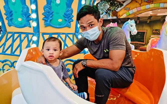 Pororo Park Singapore - Things to do in Singapore for Father's Day