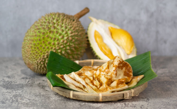 Durian Prata