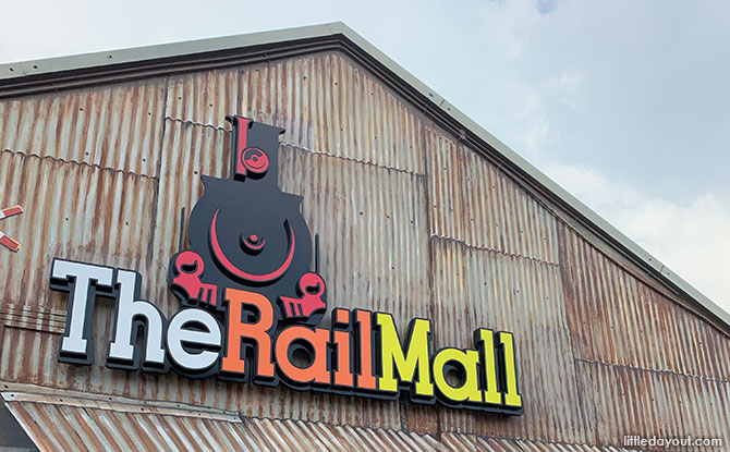 6 Things To Do At Rail Mall: Make A Stop For Food & More