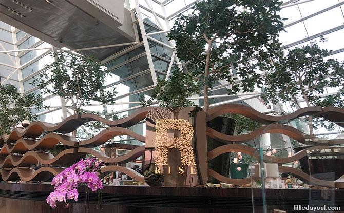 RISE at Marina Bay Sands