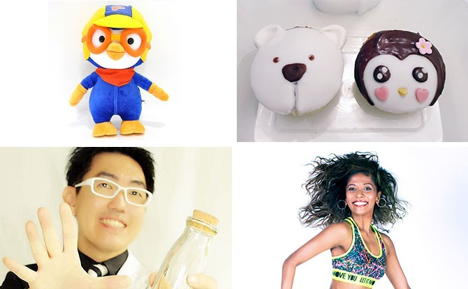 SAFRA Punggol Weekend Fun (StayHome Edition Part II): Cake Pops, Magic Tricks & Pororo Plushies To Be Won