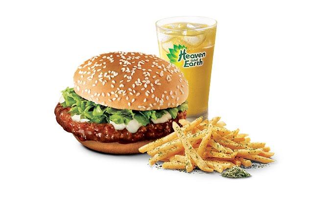McDonald's Samurai Burger Returns 30 September 2021