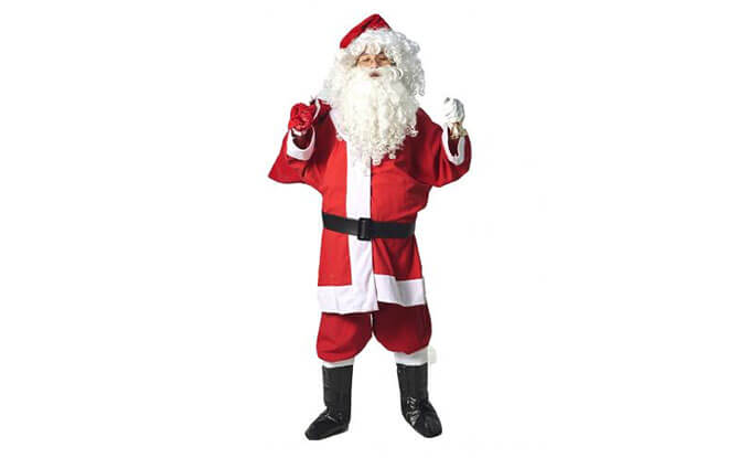 Where To Rent Santa Costumes in Singapore - CCM