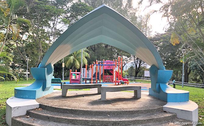Pasir Ris Seashell Park