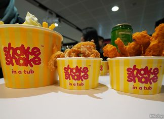 Shake Shake In A Tub Offers 8 Different Ways, Including Salted Caramel And Truffle, To Season Your Fries And Chicken
