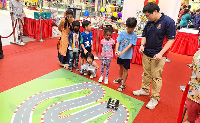 Get A Preview Of The Upcoming Singapore Brickfest 2020 & Take Part In LEGO Activities From 14 To 22 Mar