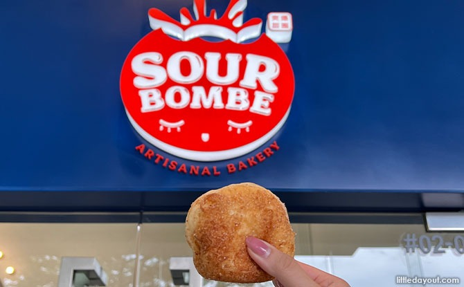 Sourbombe: We Tried Sourdough Doughnuts Covered In Cinnimon Sugar
