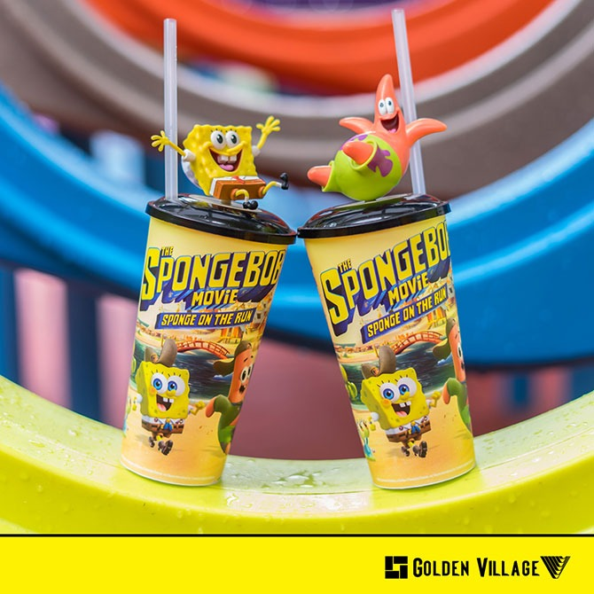 Spongebob Cup Toppers Online