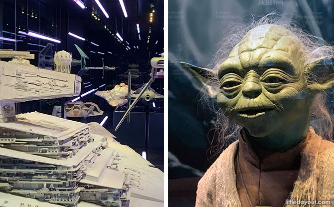 STAR WARS Identities: The Exhibition Extended Till 27 June, Fans Still Have Time Fo Visit It Safely
