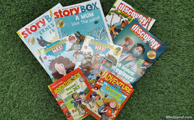 Parent Review Of AdventureBox, StoryBox And DiscoveryBox Series