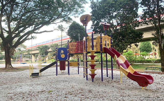 Tampines Sun Plaza Park Playground