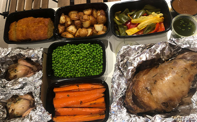 A Hearty Easter Feast With Sunday Catering