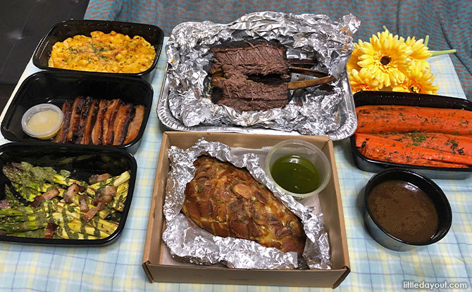 Father's Day Menu By Sunday Catering: A Feast For Meat Loving Dads