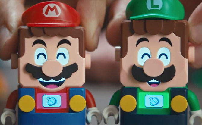 How to take part in the LEGO Super Mario Championship