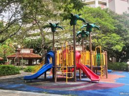 Tampines Tree Garden: Play And Get Fit