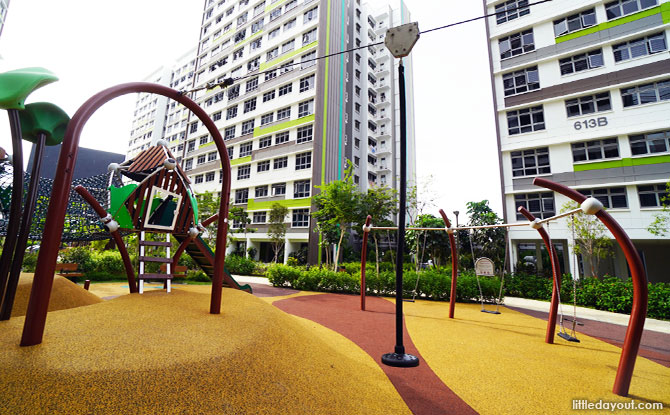 Tampines Greenview at Blk 612B