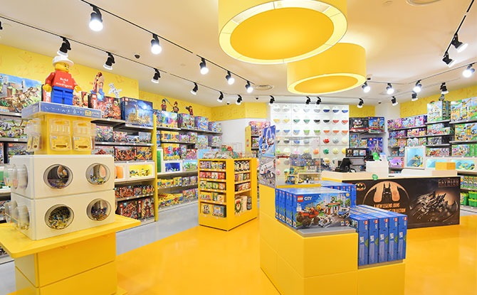 A New LEGO Certified Store is in Town for the Easties in Singapore (Courtesy of LEGO Group 2020)