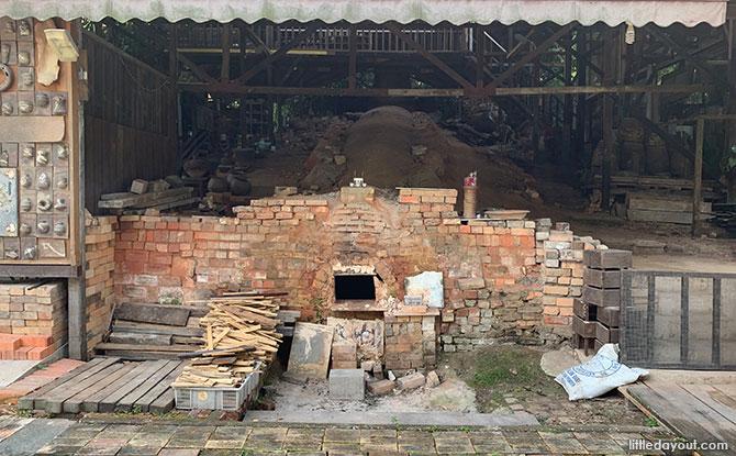 Thow Kwang Dragon Kiln