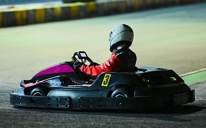 Circuit Tiki: Singapore's First Indoor Karting Circuit Opening 2 April At RWS