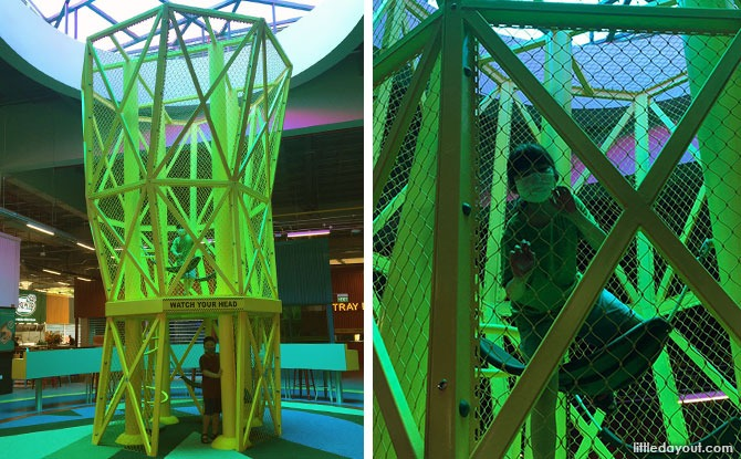 Playground In The Food Park: Timbre+ Eastside Playground