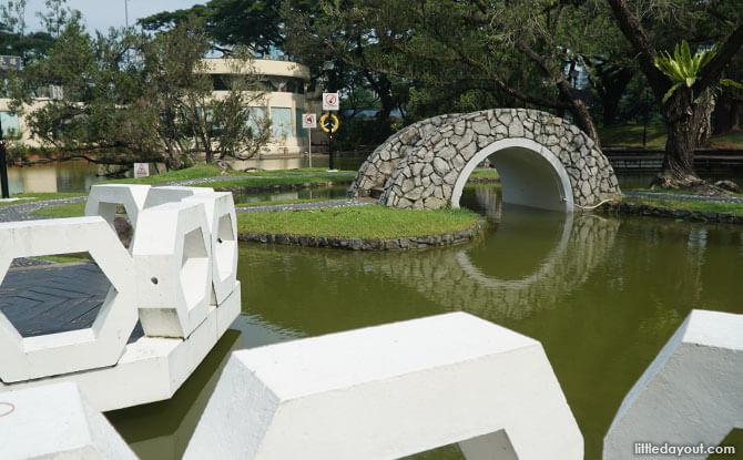 Bridges of Toa Payoh Town Park