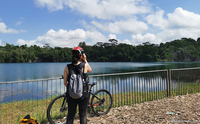 A Noob's Guide to Cycling at Pulau Ubin