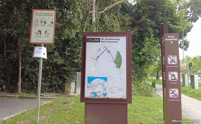 Ulu Sembawang Park Connector