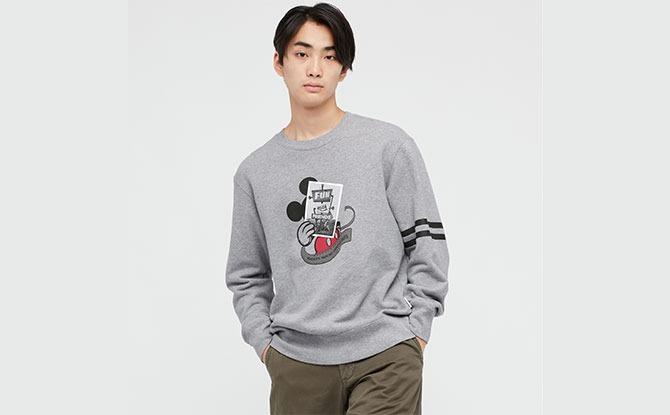 Mickey Loves Singapore UNIQLO Collection