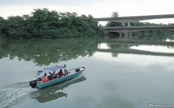 Sengkang Floating Wetland