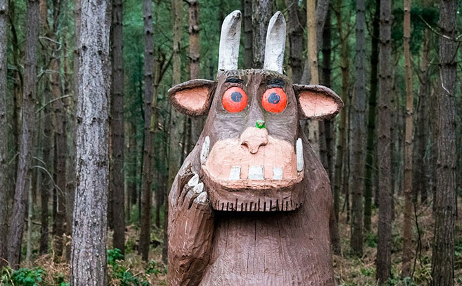 The Origins Of The Gruffalo: A Chinese Idiom