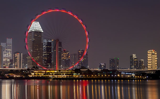 Buildings & Landmarks To Light Up Red For World Heart Day