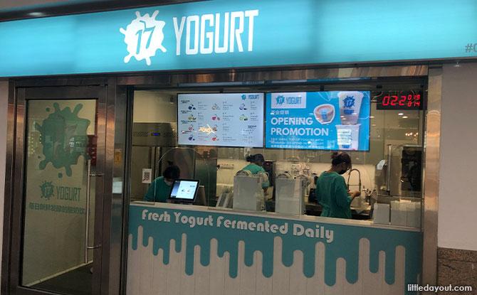 17 Yogurt