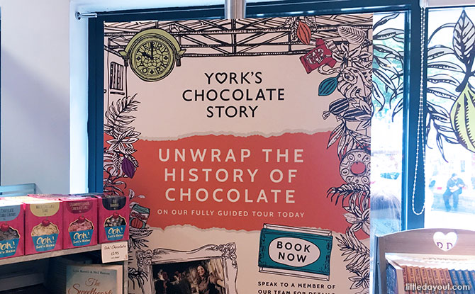 Chocolate Families of York