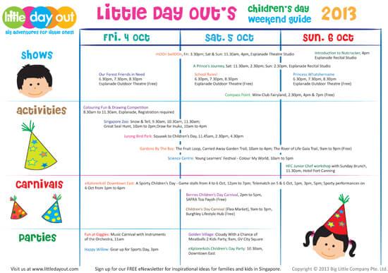 LDO Childrens Day 2013