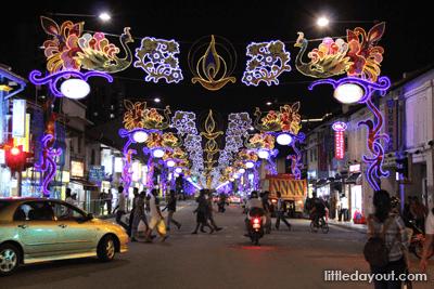 Lights Serangoon Road