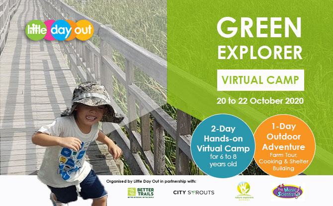 Little Day Out's Green Explorer Camp Partners