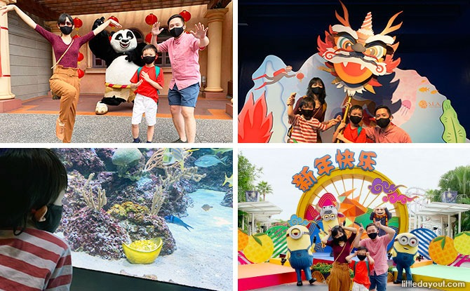 Celebrate Chinese New Year 2021 At Universal Studios Singapore And S.E.A. Aquarium With Great Deals & Festive Experiences