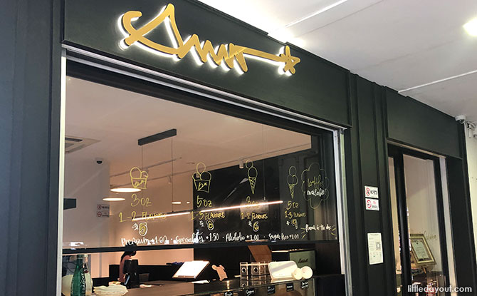 Dawn's Gelataria At Sunset Way: Affordable Quality Gelato And Mains