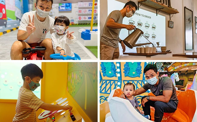 Things To Do This Father's Day 2021 In Singapore: Weekend Time With Dad