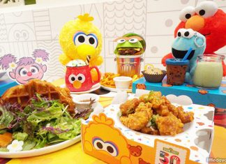 Sesame Street Pop-Up Café At Kumoya: Sunny Days Are Here Again