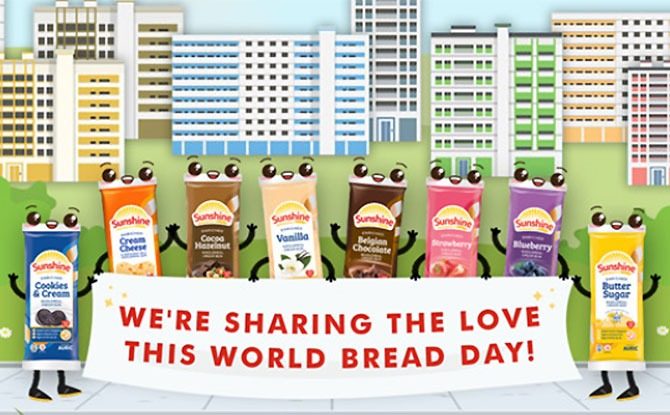 Nominate Your Block And Spread The Sunshine Love For World Bread Day 2020