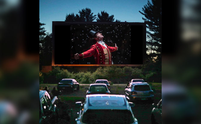 Drive-In Cinema At Downtown East: Watch A Movie Screening With Old School Vibes From The Car