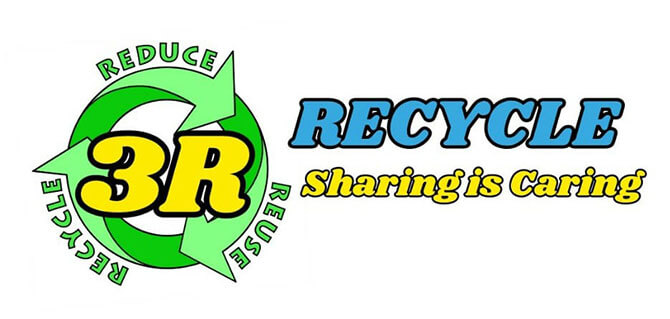 3R Recycle, Sharing is Caring Facebook Group
