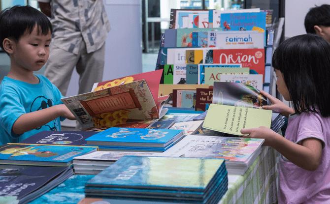 Asian Festival of Children's Content Book Fair