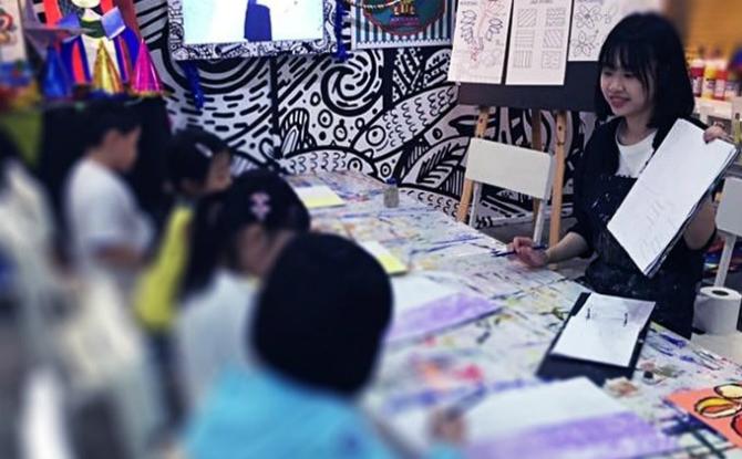 ARTARY - Enrichment Centre at SAFRA Punggol