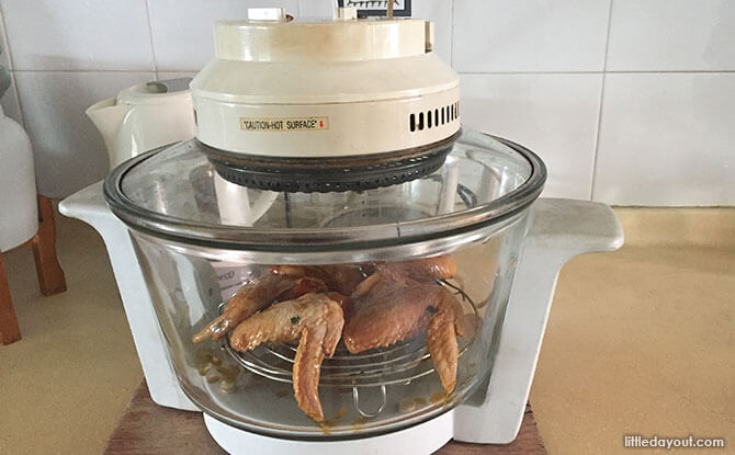 Turbo Broiler, Turbo Convection Oven