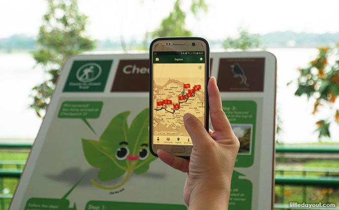C2C App, Coast-to-Coast App