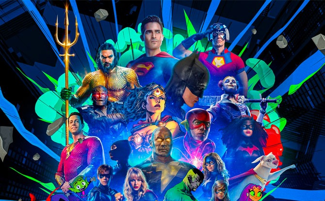 DC Fandom: Join An Online Gathering Of Cast And Creators On 17 October