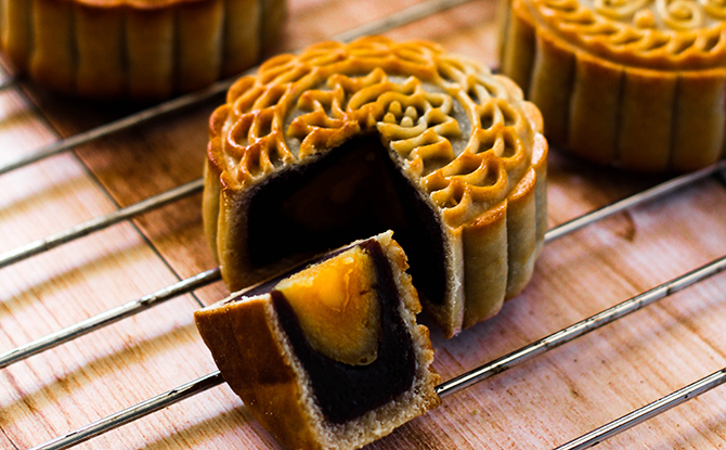 Mooncakes - Planning a Mid-Autumn Festival Party